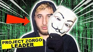 I AM THE PROJECT ZORGO LEADER!!