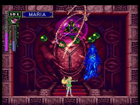 [TAS] Saturn Castlevania: Symphony of the Night