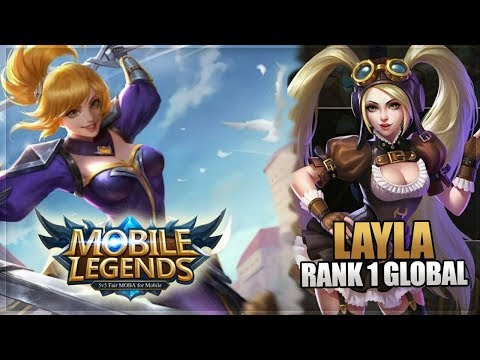 Mobile Legends: How Layla Dominates Fanny Explained - Top 1 Global Layla Best Build