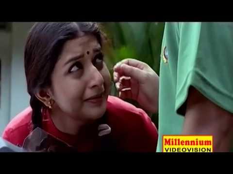 Kunchacko Boban and Meera jasmine | Sentimental Love Scene | Malayalam Movie Scene