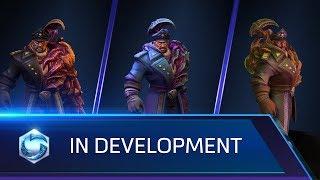 In Development: Stukov, Skins, Sprays, and More!