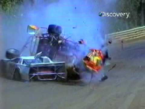 Download Destroyed in Seconds - Stock Car Crash HD Mp4 3GP Video and MP3