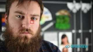 Nikon D750 focus tracking