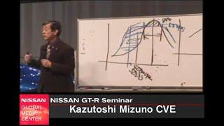 NISSAN GT-Rセミナー「ニュルブルクリンク開発ストーリー」2011-11-27