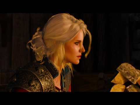 CD Projekt RED playing the long game. Ciri has already been to the Cyberpunk 2077 world and even told Geralt she had.