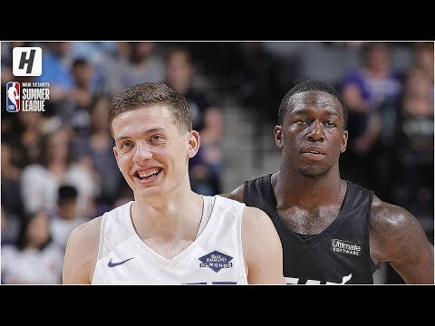 Miami Heat vs Sacramento Kings Full Game Highlights | July 2, 2019 NBA Summer League