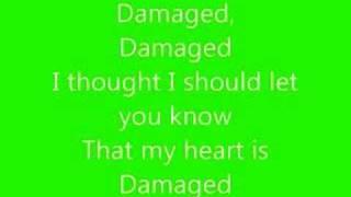 Damaged by Danity Kane (with lyrics)