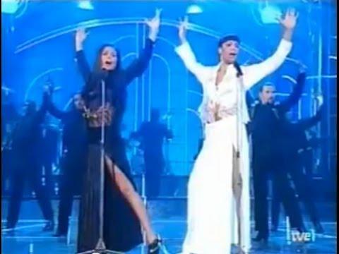 Azúcar Moreno - El Amor (Nochevieja 1994, TVE)