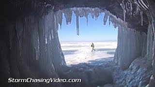 2/27/2015 Lake Superior Apostle Island Park  Ice Caves