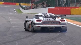 Who's Number 1? Koenigsegg One:1