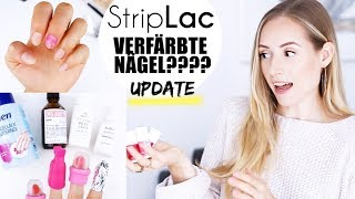 UV-LACK ENTFERNEN - Striplac Peel or Soak UPDATE   Nails »Lalalunia«