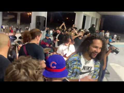 First Skate Sesh At Lot 11 (Miami's Biggest Skatepark)