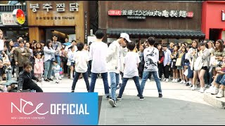 "BOY STORY HONGDAE BUSKING - BTS ""MIC Drop"" Dance Cover"