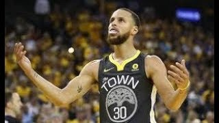 Golden State Warriors vs New Orleans Pelicans_NBA Highlights_(April 9th 2019)