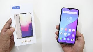 ViVO Y90 Unboxing And Review India I 6990/- INR Hindi