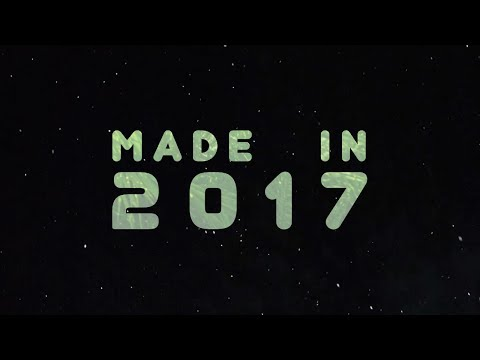 Made in 2017 (Year-end Mashup of 40+ Pop Songs)