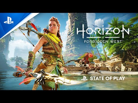 State of Play (14 minutes de gameplay) de Horizon Forbidden West