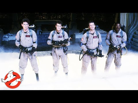 Original Ghostbusters Trailer (1984)