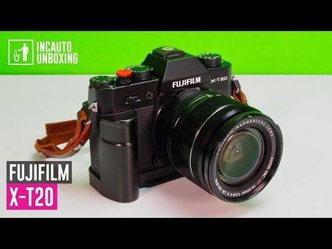 Fujifilm X-T20: Introduzione, accessori e lenti vintage! #IncautoUnboxing