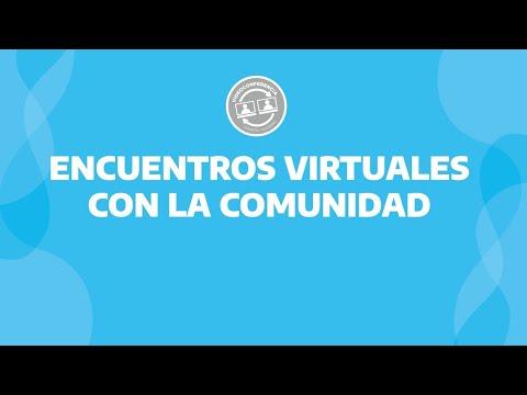 ITS (Infecciones de Transmisión Sexual) - Encuentro Virtual con la Comunidad Hospital Posadas.