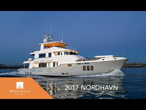 Nordhavn N96 video