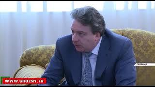 Кадырову представили новый суперсовременный проект будущего РЖД ЧР