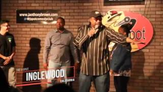 Karlous Miller Stand-Up Comedy - Hollywood 2 Inglewood At The Comedy Store & J Anthony Brown's Spot