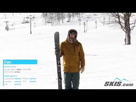 Video: Rossignol Blackops Smasher Skis 2021 5 40