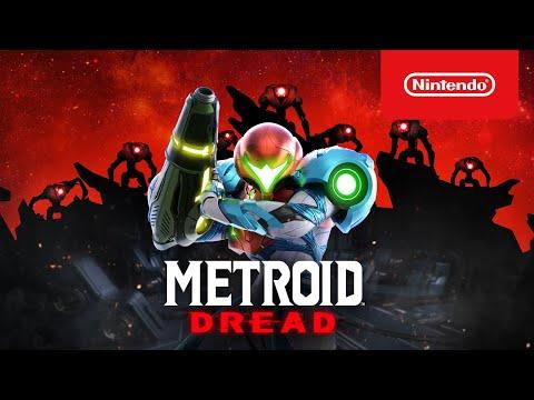 Metroid Dread : Bande-annonce de présentation