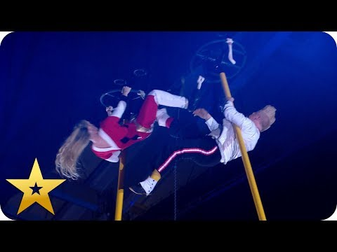 DANGER! Have Bello and Annaliese Nock gone TOO far? | BGT: The Champions