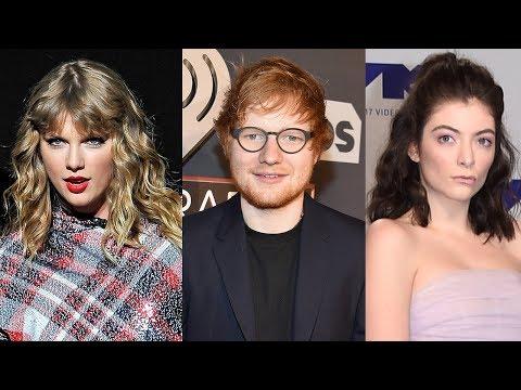 Taylor Swift, Ed Sheeran & Lorde BOYCOTTING Grammys 2018?!