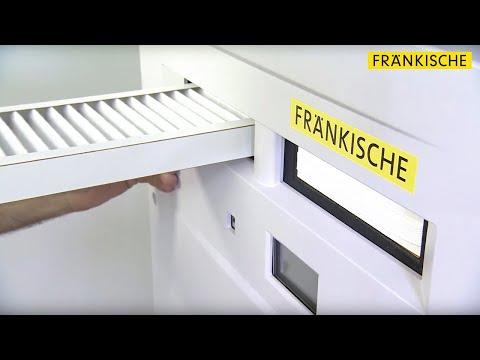 profi-air 250/400 touch: Filterwechsel