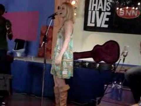 Natasha Bedingfield - Say It Again (acoustic)