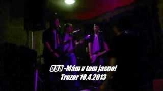 Video 008-Mám v tom jasno! (Trezor 19.4.2013)