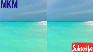 preview picture of video 'Esto es Playa(Beach) .Cayo Largo Del Sur,Cuba.'