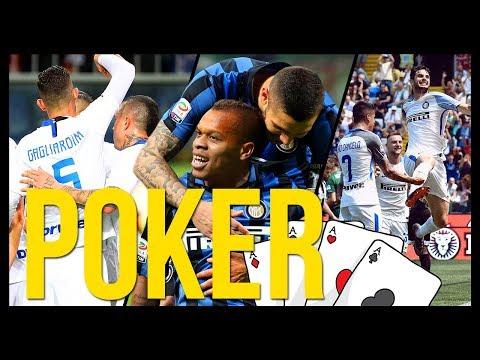 I Poker più belli dell'Inter • Le partite dal 2015 al 2019