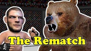 Khabib Nurmagomedov vs Bear - The Rematch