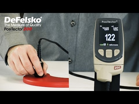Hire COATING THICKNESS GAUGE - CONCRETE