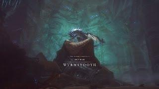 TES V Skyrim mod Wyrmstooth #1