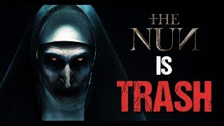 The NUN - Everything WRONG with modern HORROR