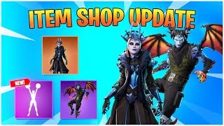 Fortnite ITEM SHOP Update NEW ICE QUEEN SKIN! - 18th January 2019  (Fortnite Shop Live Countdown)
