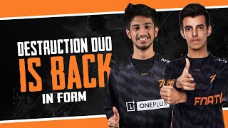 2 Chickens In Pmco Qualifiers Sanhok Domination Old Destruction Duo Back In Form? | PUBGMOBILE