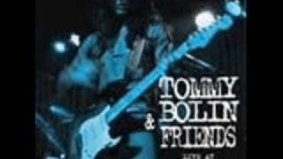 "Tommy Bolin and Friends ""Crazed Fandango"""