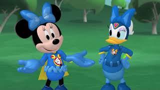 Клуб Микки Мауса - Сезон 5 эпизод 2 - Суперприключение! Часть 2 |мультфильм Disney