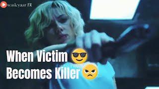 Victim Becomes Killer 😎👊 Girls Attitude Status 😠😎 Hollywood Action Status 👊😎 wasleyaar FR