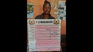 Polisi wamkamata Mildred Owiso baada ya kuzua kihoja na kukataa kutiwa mbaroni
