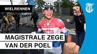 'Van der Poel hoort bij beste renners van de wereld'