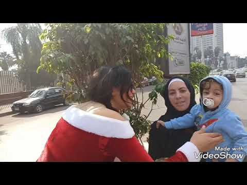"""""""كلاسين"""" السنة الجديدة..شاهد هدايا سما المصري بمناسبة رأس السنة"""