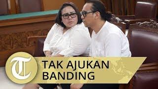 Terima Vonis 1,5 Tahun oleh Majelis Hakim, Nunung Tak Mengajukan Banding