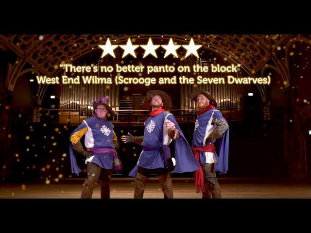 London's Top 5 Pantomimes